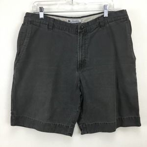 Columbia 36 Gray Shorts AM1494 Four front pockets